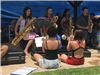 Summer Reading Pool Party HS Band 2019