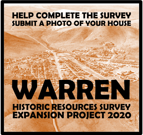 Warren Historic Expansion Survey