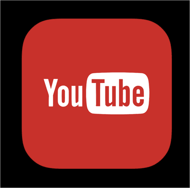 YouTube Graphic Icon