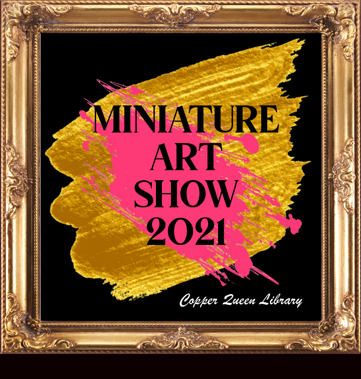 Miniature Art Show Square