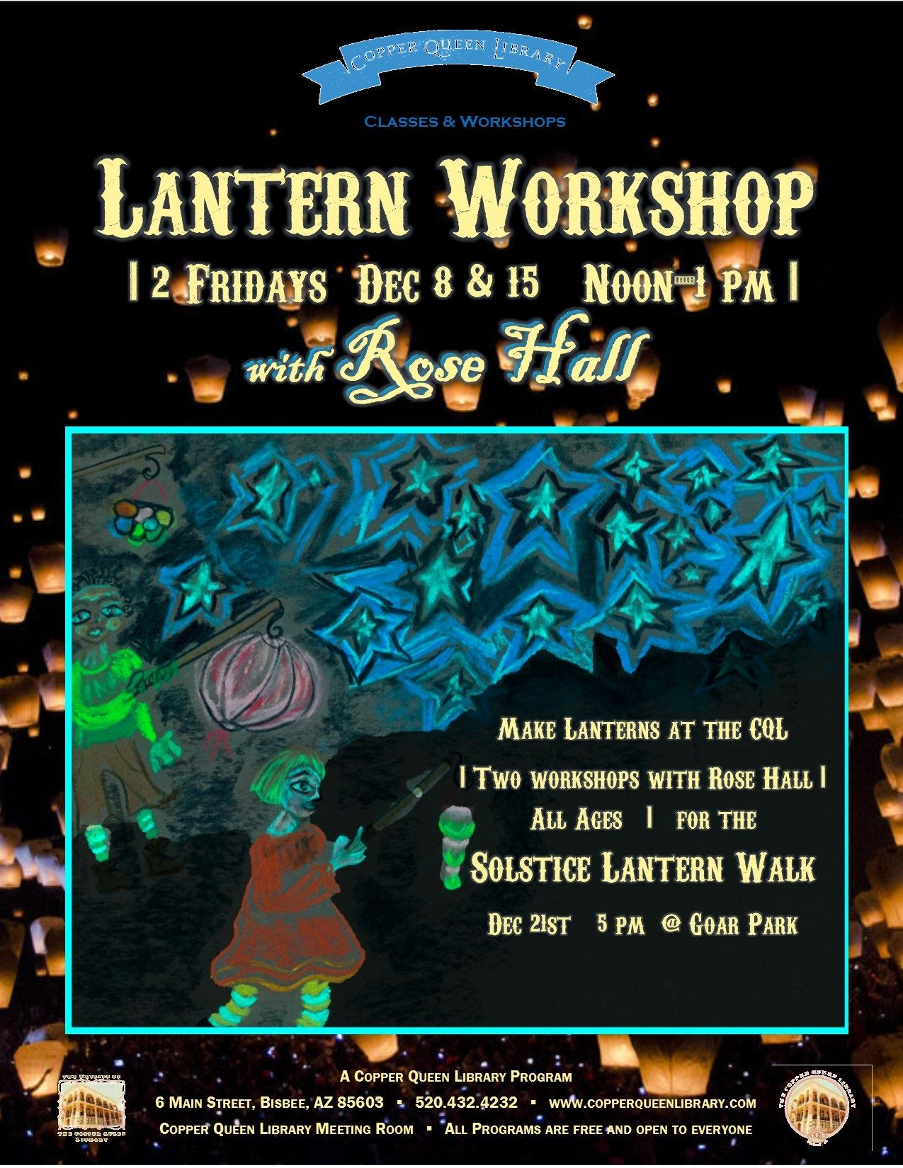 ROSE HALL LANTERN WORKSHOP POSTER DEC 2017 8.5 x 11
