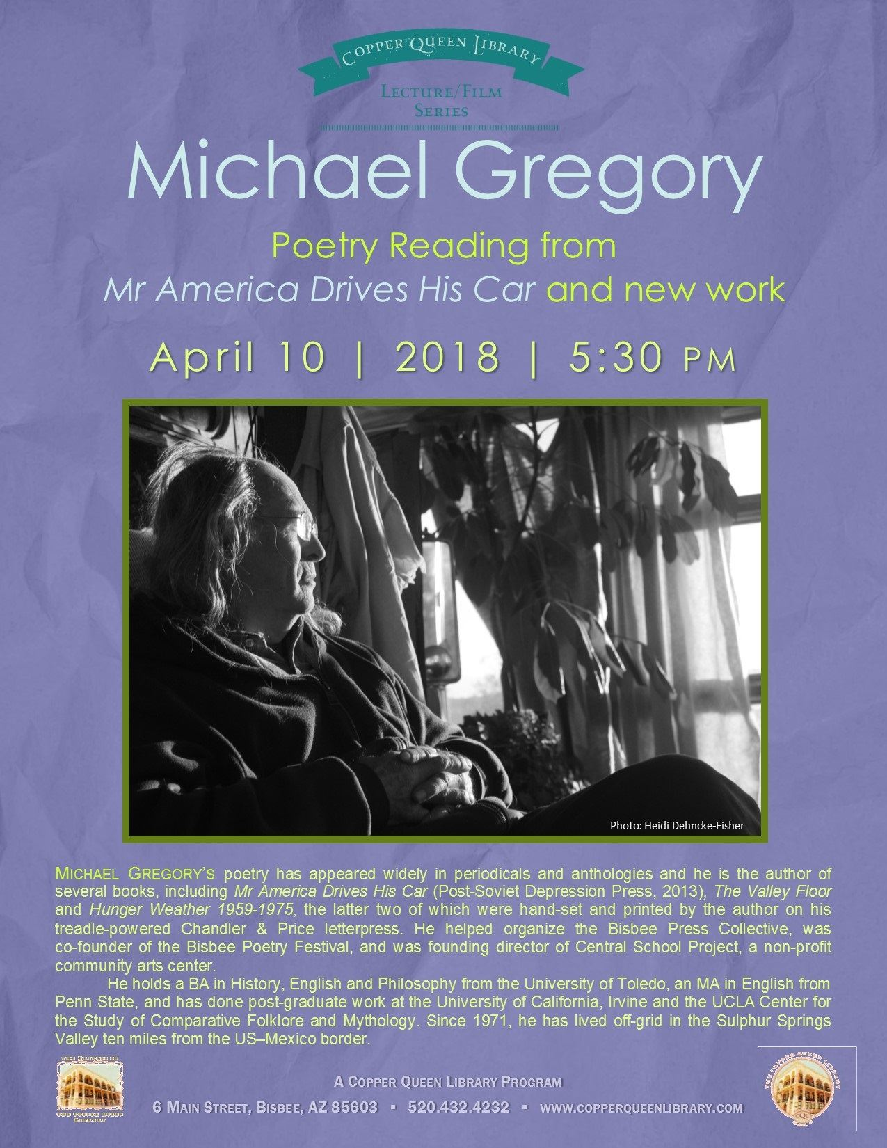 MICHAEL GREGORY 4.10.18.2018 8.5 x 11