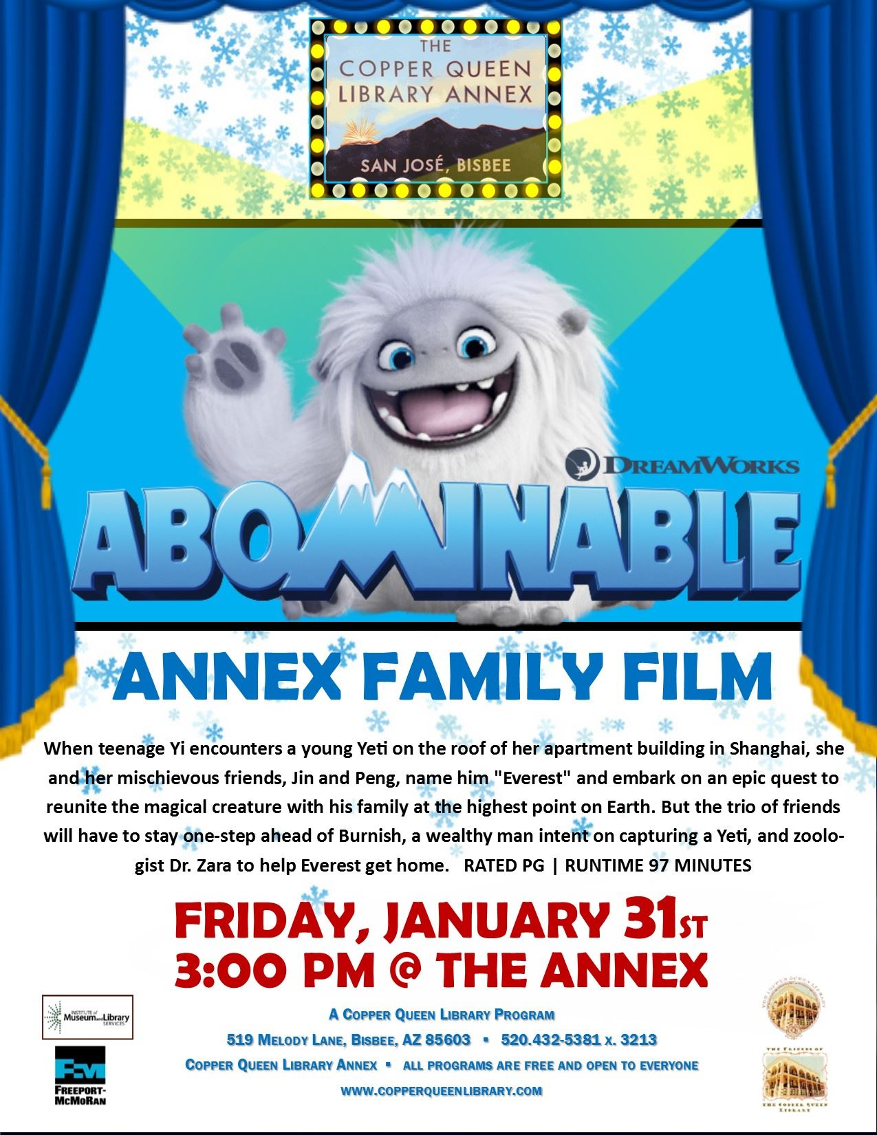 Annex Movie Abominable