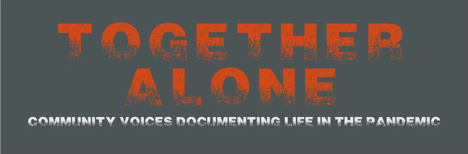 TOGETHER ALONE BLOG LOGO